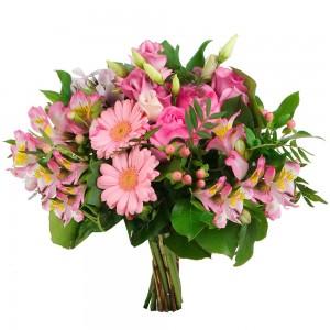 bouquet de fleurs VALBONNE