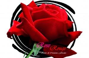 FETE DES MERES - ROSE ROUGE